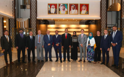 IOB will welcome students from Ajman University