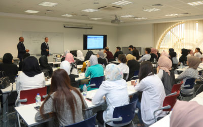 First successful partnership for IOB and Dubai Ajman University