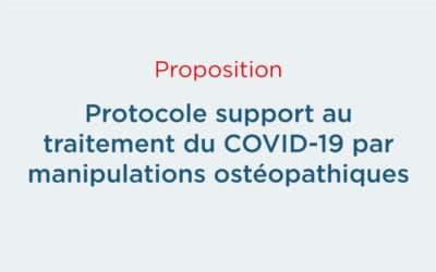 Protocole de support COVID19